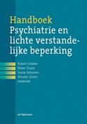 Omslag Handboek LVB en psychiatrie